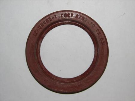 Сальник (60*85) ступицы колеса УАЗ (КРАСНЫЙ)