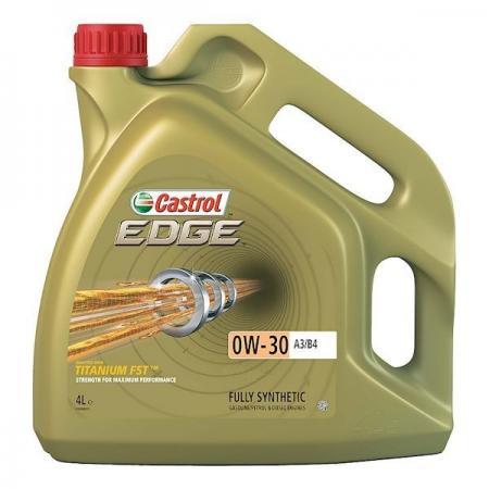 Масло моторное Castrol EDGE Platinum FST A3 / B4 0W30 (4L) 15333F