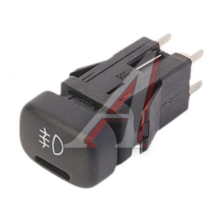 Кнопка противотуманных задних фонарей ВАЗ-2108(выс.п) 99.3710-07.02