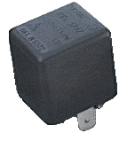 Прерыватель указателей поворота и аварийной сигнализации 495.3747 ВАЗ 2108, ВАЗ 2109, М-2141, Напряжение 12В 495.3747