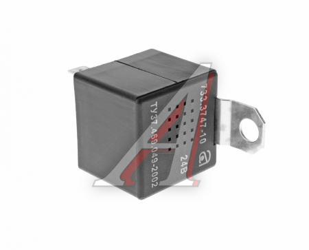 Реле-сигнализатор 733.3747-10(РС 531) зуммер МАЗ, КАМАЗ, КРАЗ, УРАЛ, Напряжение 24В 733.3747-10