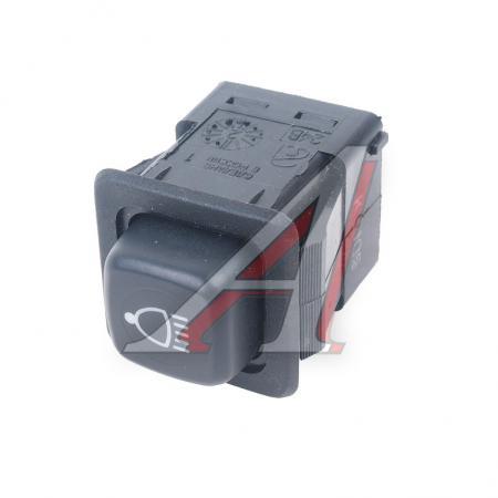 Выключатель света поворотной фары-искателя 3842.3710-02.05 МАЗ, КАМАЗ, Напряжение 24В 3842.3710-02.05