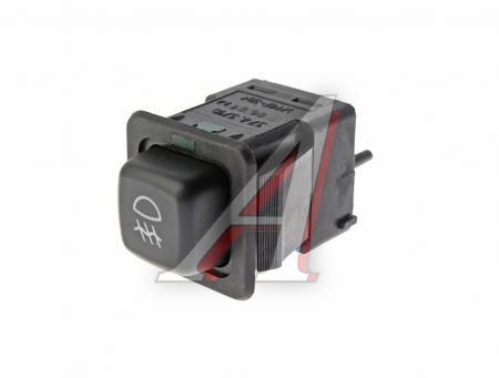 Выключатель противотуманных фар с внутренней подсветкой 376.3710-04.01 ВАЗ 21093, Напряжение 12В 376.3710-04.01
