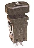 Выключатель противотуманных фар ВАЗ, Г- УАЗ, КАМАЗ 996.3710-07.01