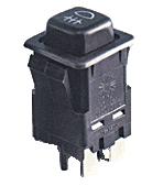 Выключатель общего назначения 3832.3710-02.00 Г- ЗИЛ, УАЗ, Напряжение 12В 3832.3710-02.00