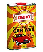 Полироль кузова ABRO WAX автовоск силикон (473мл) SW-300