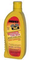 ABRO Автовоск тефлоновый жидкий с карнаубой 473 мл LW-811