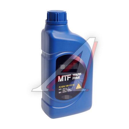 Масло трансмиссионное Hyundai MTF 75W-85 PRIME GL-4 1L 04300-00140