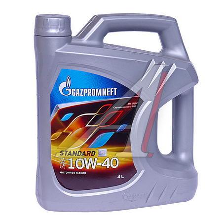 Масло Gazpromneft Standard 10W40 4л 2389901326 2389901326
