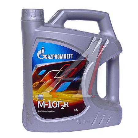 Масло дизельное М10Г2 мин. 3.57кг/4л GAZPROMNEFT 2389901398