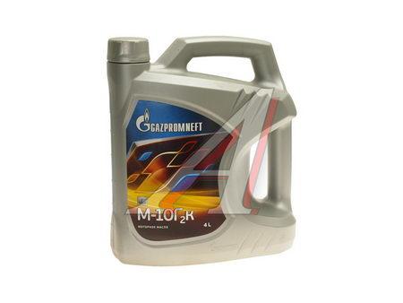 Масло дизельное М10Г2К мин. 3.56кг/4л GAZPROMNEFT 2389901402