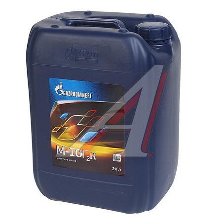 Масло дизельное М10Г2К мин. 18.18кг / 20л GAZPROMNEFT 2389901259