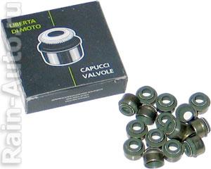 Колпачки маслосъемные 2110-12, 2170 16 кл.(комплект 16 шт) (CV-057) CV-057