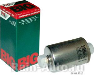 Фильтр топливный BIG GB-301
