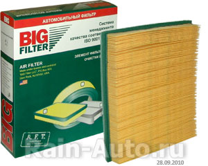 Фильтр воздушный GB-9702