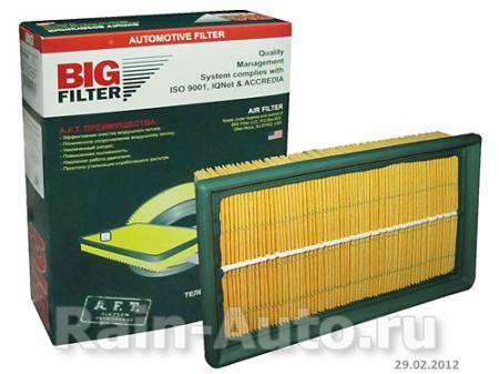 Фильтр воздушный BIG GB-9620