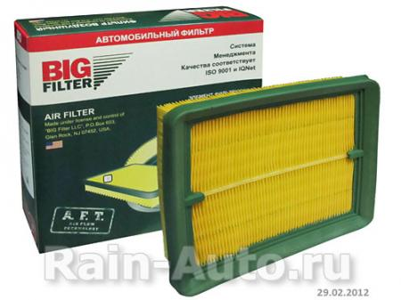 Фильтр воздушный BIG GB-9776