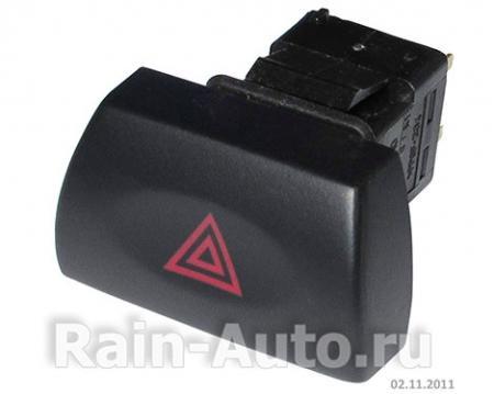 Кнопка аварийного сигнала ВАЗ-1118 Калина (АВАР) 379-3710-01М