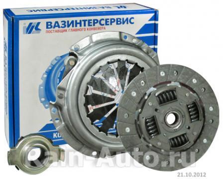 Комплект дисков сцепления 11186-1601000-00 / 11186160100000