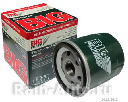 Фильтр масляный BIG GB-1110