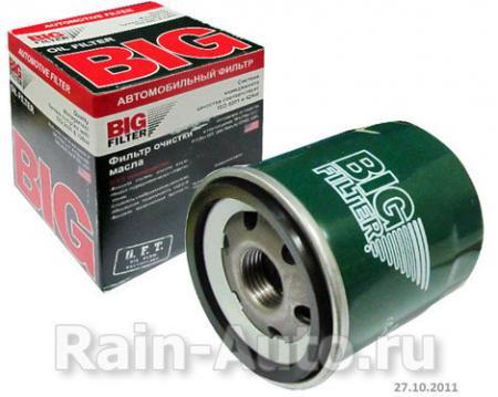 Фильтр масляный BIG GB-1208