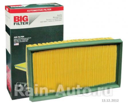 Фильтр воздушный KIA SPECTRA BIG GB-9502