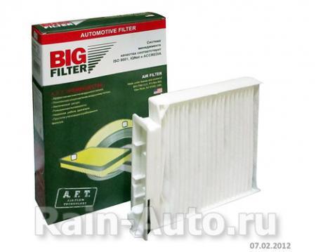 Фильтр салонный BIG GB-9906