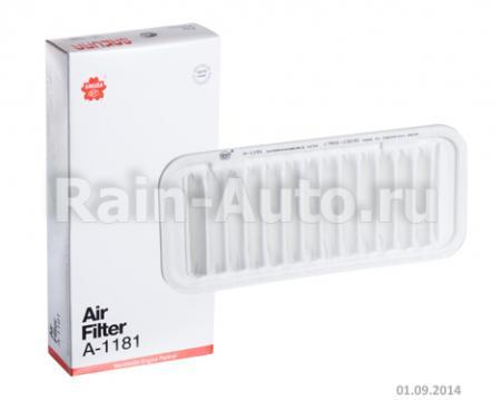 Воздушный фильтр A1181