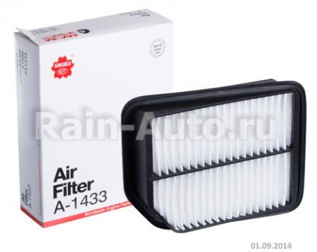 Воздушный фильтр A1433