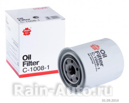 Фильтр масляный C10081