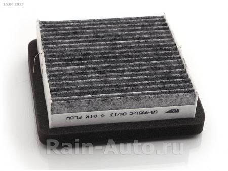 Фильтр салонный (угольный) VOLGA GB-9951/C