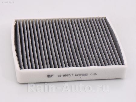 Фильтр салонный (угольный) LADA Priora с кондиционером Panasonic GB-9957/C