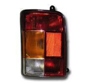 Рассеиватель заднего фонаря 21213 левый ДААЗ 21213-3716021 / 21213371602100