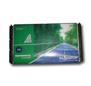 Радиатор охлаждения (2-рядный) ВАЗ-2110-11 ДЗР карб. 2112-1301012 / 21120130101200