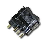 Переключатель (клавиша) 3110, ПАЗ плафона водит 82-3709-01.13