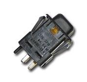 Выключатель противотуманных фонарей 376.3710-08.02 ВАЗ 21099, Напряжение 12В 376.3710-08.02