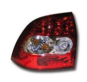 Корпус фонаря 2170-3716031 корпус левый ВАЗ 2170 (Приора), ,  2170-3716031 / 21700371603100