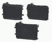 Радиатор охлаждения (2-рядный) ВАЗ-2104-21053-2107 ДЗР 2107-1301012-11 / 21070130101211