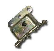 Реле стартера РС 502 12В (метал) УАЗ, ЗИЛ, УРАЛ, ТРАКТОРА КАМАЗ,  РС 502