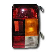 Рассеиватель заднего фонаря 2104 правый ДААЗ 2104-3716030 / 21040371603000