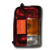 Рассеиватель заднего фонаря 21213 правый ДААЗ 21213-3716020 / 21213371602000