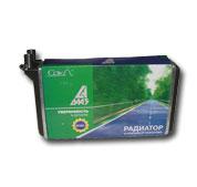 Радиатор печки 2110 алюминиевый ДААЗ 2110-8101060 / 21100810106000