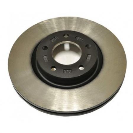 HYUNDAI Solaris диск тормозной передний, заказывать 2 шт / Солярис 517120U000