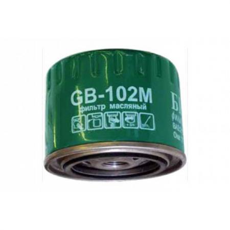 Фильтр масляный 2108 BIG FILTER, ВАЗ 2108 GB-102M