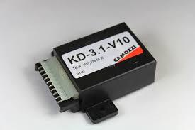 Блок управления противозажима (Camozzi) KD-3.1-V10