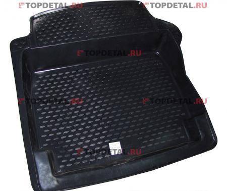 Коврик в багажник ВАЗ-2107 люкс (полиэтилен) NLC.52.12.B00