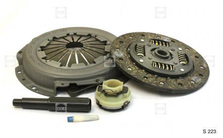 Пакет сцепления (корзина, диск, подш.) ВАЗ-2123 HOLA S223