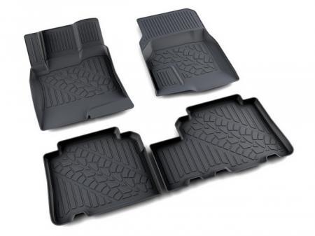 Коврики в салон полиуретан Chevrolet Captiva 2012- 3D A.002.045.PL