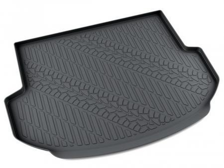 Коврик в багажник полиуретан Hyundai Santa Fe III (DM) 5-ти местный 2012- A.003.0235.VPL