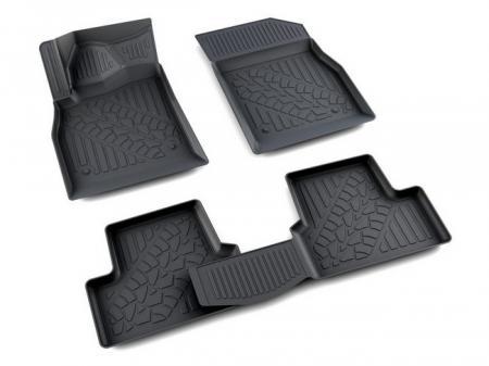 Коврики в салон полиуретан Chevrolet Cruze Statoin Wagon (J308) 2012- 3D A.003.257.PL